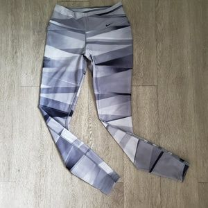Nike dri fit ribbon wrapped legend pants
